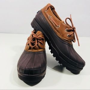 Sperry Duck Shoes NWT
